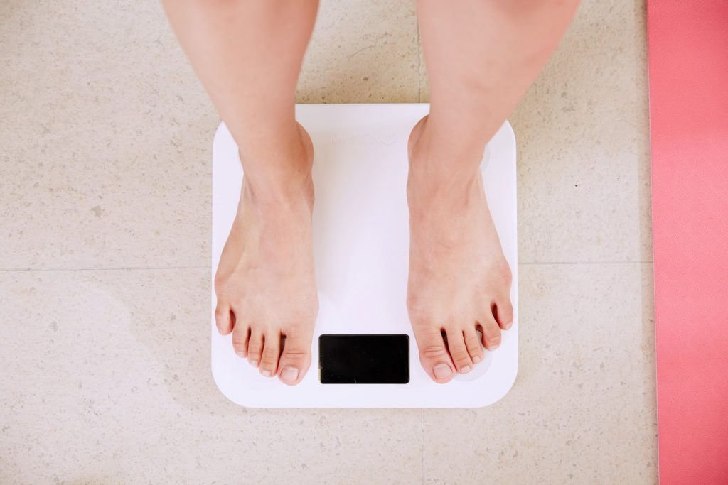産後、太った体重・崩れたた体型が戻らない・・・